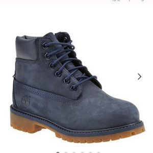 Timberland Boots Navy Blue
